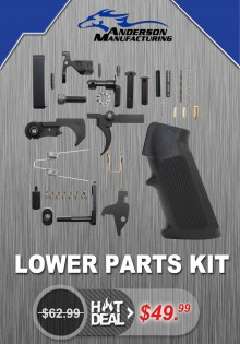ANDERSON LOWER PARTS KIT-OUTDOORSPORTSUSA