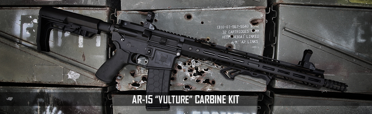 AR-15 ''VULTURE'' CARBINE KIT-OUTDOORSPORTSUSA