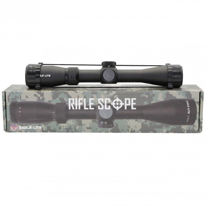 Lite Inc Rifle Scope 2-7x32
