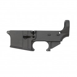 AR-15 80% Lower Receiver | Black Anodized