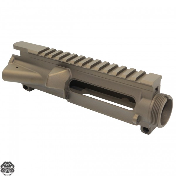 Cerakote Burnt Bronze | AR-15 Mil-Spec Upper Receiver -Made in U.S.A