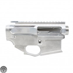 AR-15 Raw Billet Upper Receiver And  80% Billet Lower | Made In U.S.A