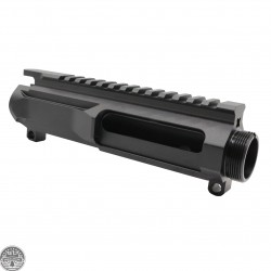 AR-15 Black Anodized Billet Upper Receiver | Made in U.S.A