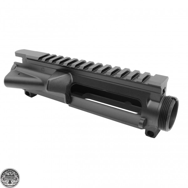 AR-15 Mil-Spec Upper Receiver - Bullet Stamped