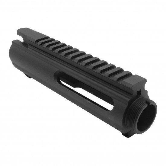 AR-15 Circle Slick Side Upper Receiver - Forged M4 Flat Top | Multi Cal