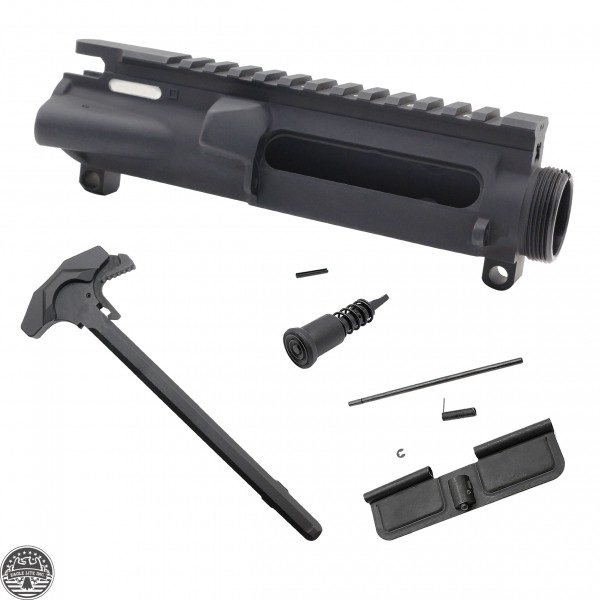 AR-15 Blemish DFL -Upper Receiver And Talon Tactical Charging Handle W/ Forward Assist And Dust Cover