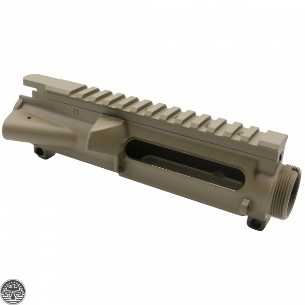 Cerakote FDE |AR-15 Mil-Spec Upper Receiver -Made In U.S.A.