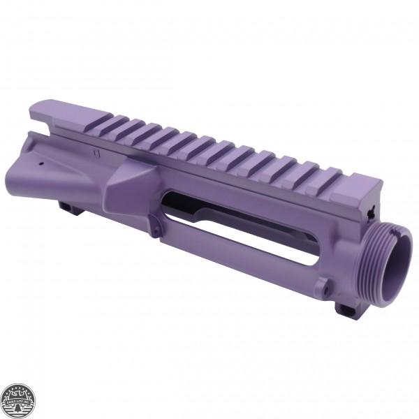 Cerakote Bright Purple   AR-15 Mil-Spec Upper Receiver -Made In U.S.A.