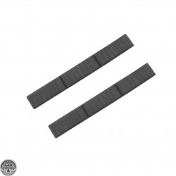 Snap on M-LOK rail cover - 2 Piece Set