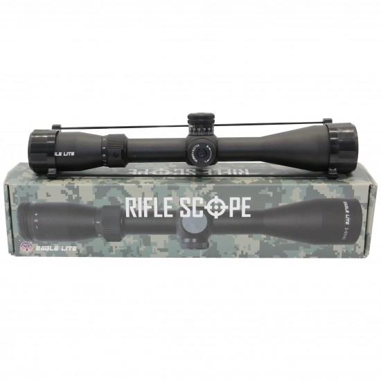 Eagle Lite Inc Rifle Scope 3-12x40