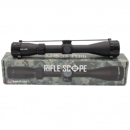 Eagle Lite Inc Rifle Scope 3-9x40