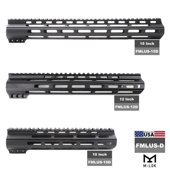 "AR-15 5.56 16"" Barrel  W/ 10"" 12"" 15'' Handguard option | ''AEQUITAS'' Carbine Kit"