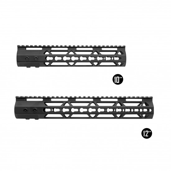"AR-15 5.56 16"" Barrel  W/ 10'' 12'' Keymod Handguard   ''HORUS'' Carbine Kit"