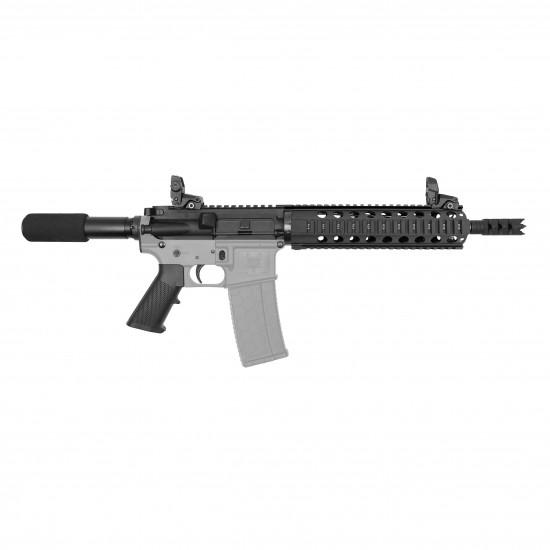 "AR-15 5.56 10.5"" Barrel 10"" Free Float Handguard |  ''MALICE'' Pistol Kit"