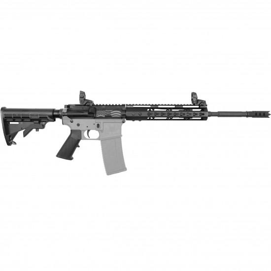 "AR-15 5.56 16"" Barrel 10"" Keymod Handguard   ''OLD GLORY'' Carbine Kit"