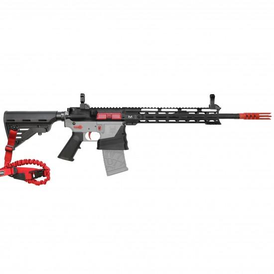 "AR-15 223 18"" BARREL 15"" Handguard | ""TACK DRIVER"" Rifle Kit"