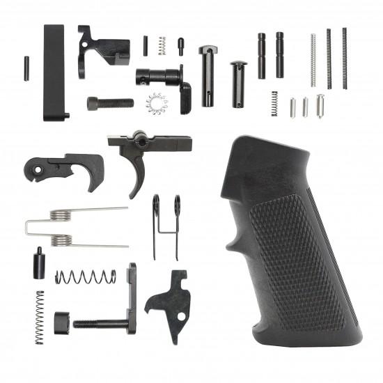 "AR-15 .223 7.5"" Barrel 7"" Free Float Handguard   ''REBEL'' Pistol Kit"