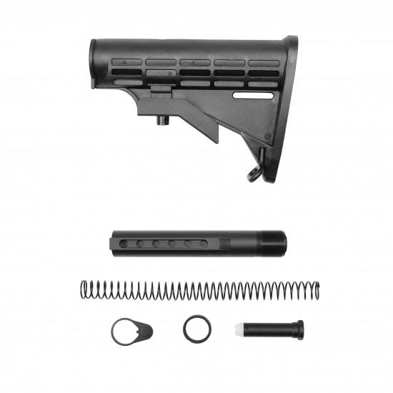 "AR-15 .223/5.56 16"" Barrel W/ 10'' 12'' 15'' Handguard Option | ''SAFEGUARD'' Carbine Kit"