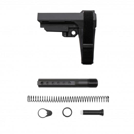 AR-15 .223/5.56 7.5'' Barrel 7'' M-LOK Handguard   ''SHOWSTOPPER'' Pistol Kit