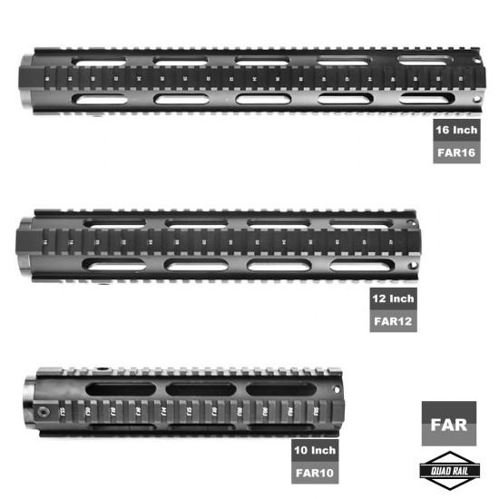 "AR-15 .223/5.56 16"" Barrel  W/ 10"" 12"" 15'' Handguard Option | ''STANDARD'' Carbine Kit"