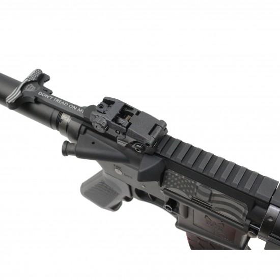 "AR-15.223 7.5"" Barrel 7"" Free Float Handguard   ''STARS AND STRIPES'' Pistol Kit"