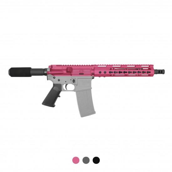 "AR-15 .223/5.56 10.5"" Barrel 10"" Keymod Handguard | ''THE ADMIRAL'' Pistol Kit"