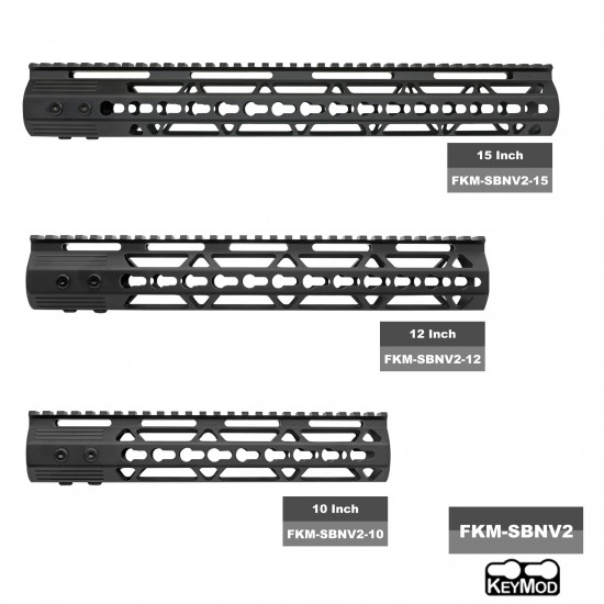 "AR-15 .223/5.56 16"" Barrel W/ 10'' 12"" 15'' Handguard option | ''VULTURE'' Carbine Kit"