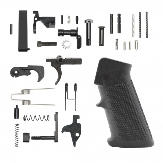 "AR-9mm 1.10 16"" BARREL 12"" KEYMOD HANDGUARD   ''MERCENARY'' CARBINE KIT"