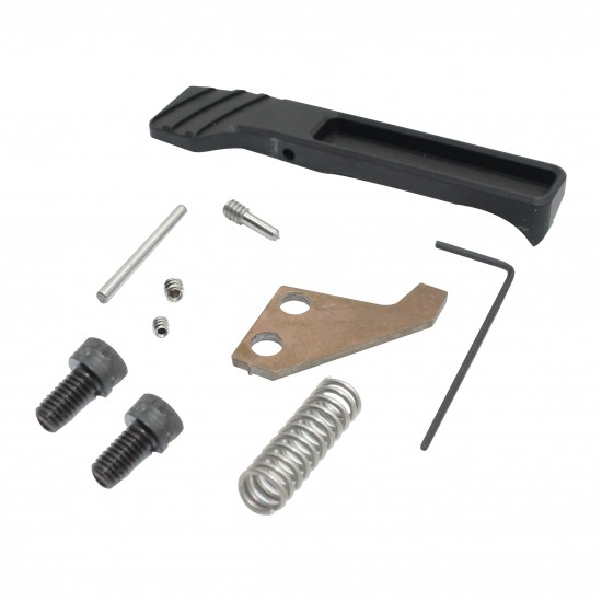AR 9MM Raw 80% Billet Lower Receiver | Made in USA
