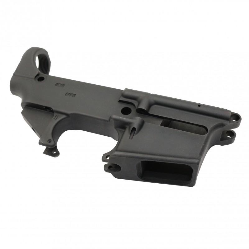 ar 9mm 80 anodized lower receiver w magazine catch kit