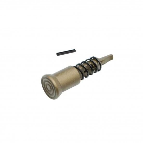 Cerakote Burnt Bronze | AR-15 -Forward Assist Complete Mil Spec Assembly
