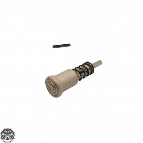 AR-15 Forward Assist Complete Mil Spec Assembly - FDE