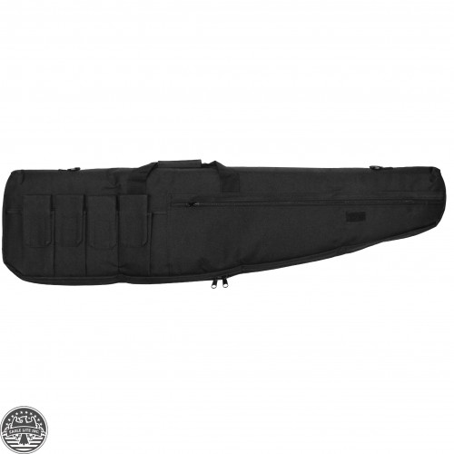 Carbine Length Rifle Bag- BLACK