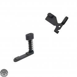 AR-15 Steel Bolt Catch Replacement + Magazine Catch Assembly