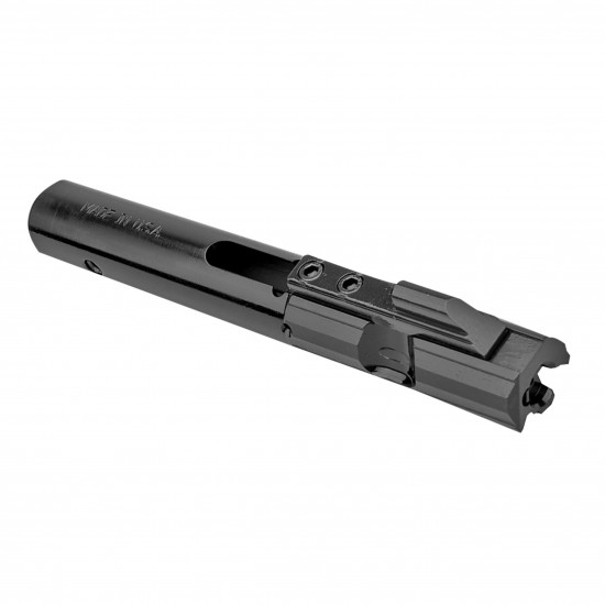"""AR-9mm Bolt Carrier Group- Black Nitride - """"MADE IN USA"""" Engraving 