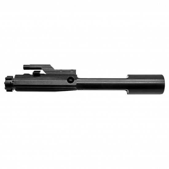 AR-15 Bolt Carrier Group Assembly - Flat Design - Black Nitride (Made in USA)