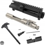 AR-15 UPPER PARTS BUNDLE w/ Anderson Upper Receiver, Nickel Boron BCG, Talon Tactical Charging Handle, Forward Assist and Dust Cover