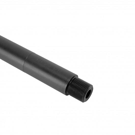 "AR-10 / LR-308 13.5"" Black Nitride Pistol Barrel 1:10 Twist   Made in USA"