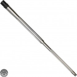 "BCA 24"" .308 Stainless Steel Heavy Barrel with Straight Flutes 