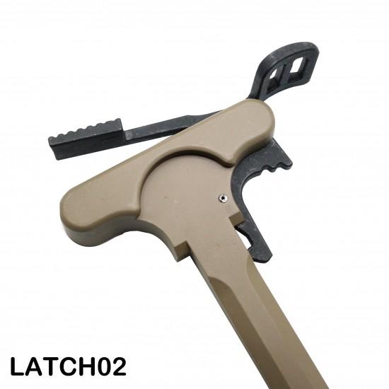 Cerakote FDE   AR-15 Charging Handle