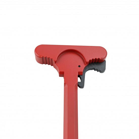 Cerakote Red | AR-15 Tactical Charging Handle- New