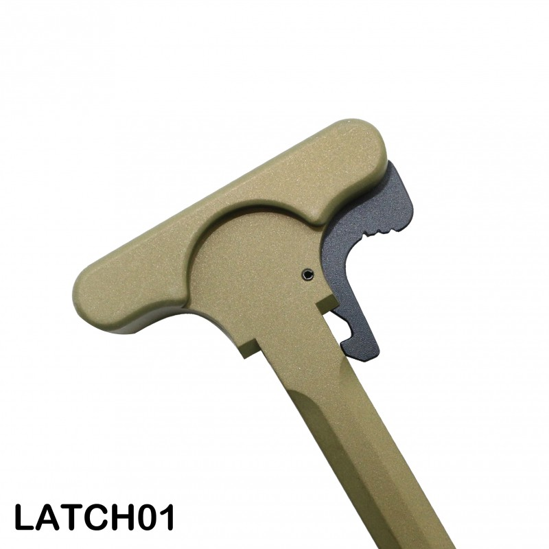 Eagle Lite Green | AR-15 Tactical Rifle Charging Handle Assembly