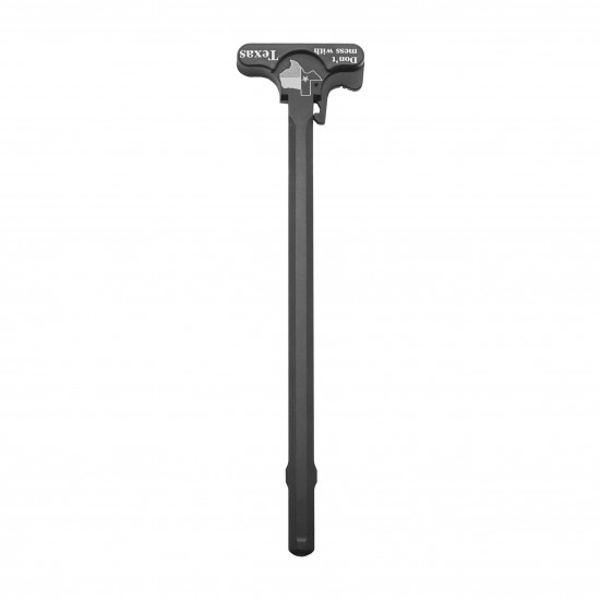 AR-10 / LR-308 Charging Handle Assembly   Don't Mess with Texas