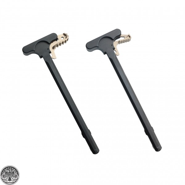 AR-15 - Tactical Rifle Charging Handle With Latch Option- Flat Dark Earth