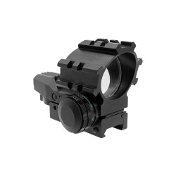 Holographic Reticle Red Dot Sight with Picatinny Rail