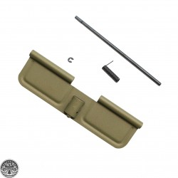 Cerakote Eagle Lite Green | AR-15 Ejection Port Door Cover | Dust Cover Assembly