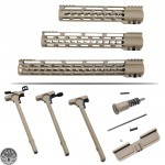 Cerakote FDE | AR-15 Bundle with Rail