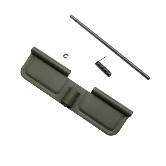 Cerakote OD-Green | AR-15 Ejection Port Door Cover | Dust Cover Assembly