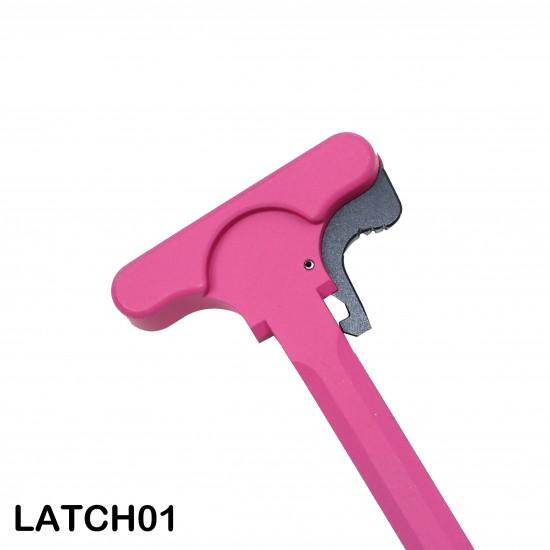 Cerakote Pink   AR-15 -Bundle With Rail