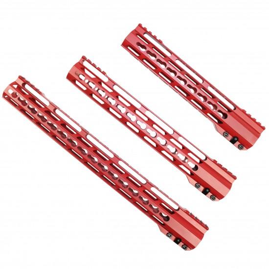 Cerakote Red | AR-15 Bundle With Rail